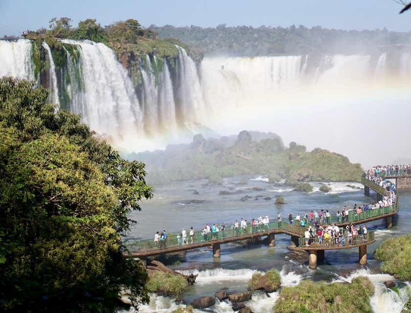 Nombres para tours a las cataratas del Iguazú