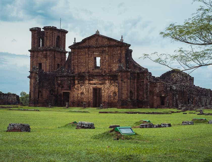 Nombres para tours a las misiones jesuitas