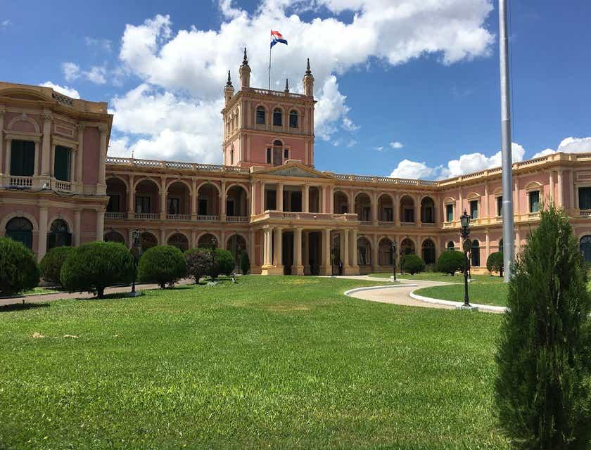 Nombres para tours por la ciudad de Asunción