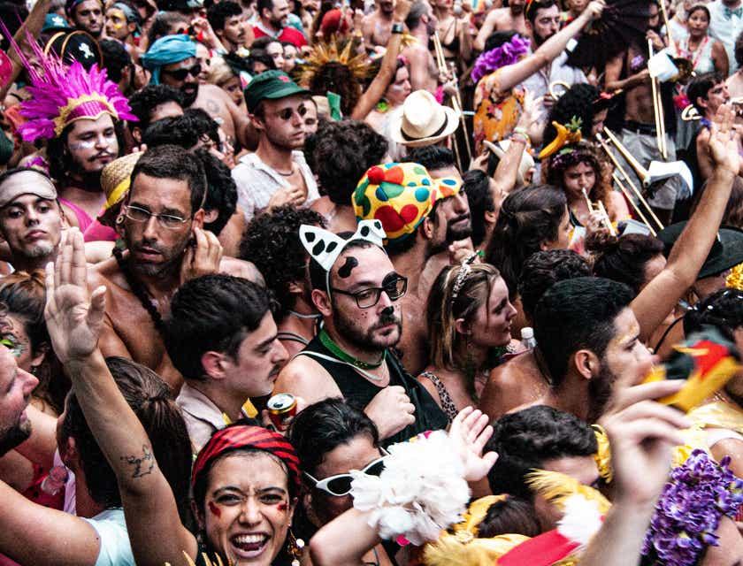 Nomes para blocos de carnaval