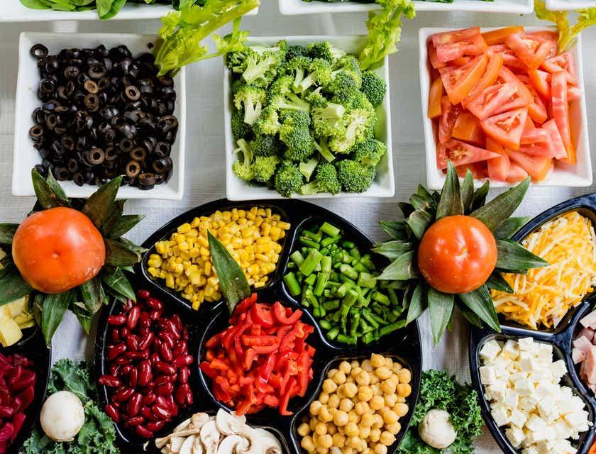Noms d'entreprise dans le secteur de la nutrition