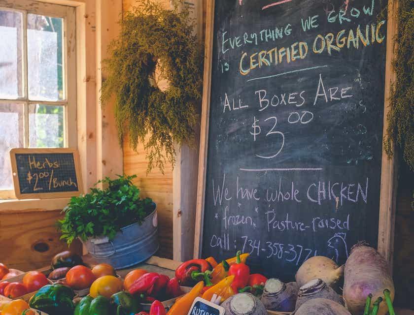 Organic Store Names