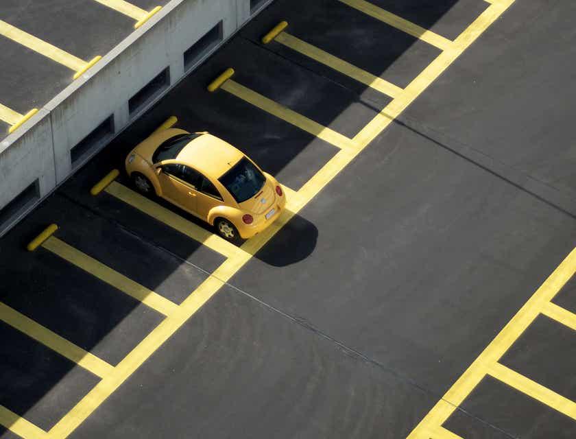 Firmennamen für Parkraum-Unternehmen