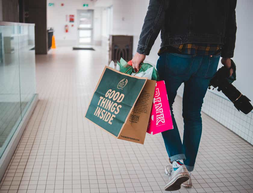 Nomes para serviços de personal shopper