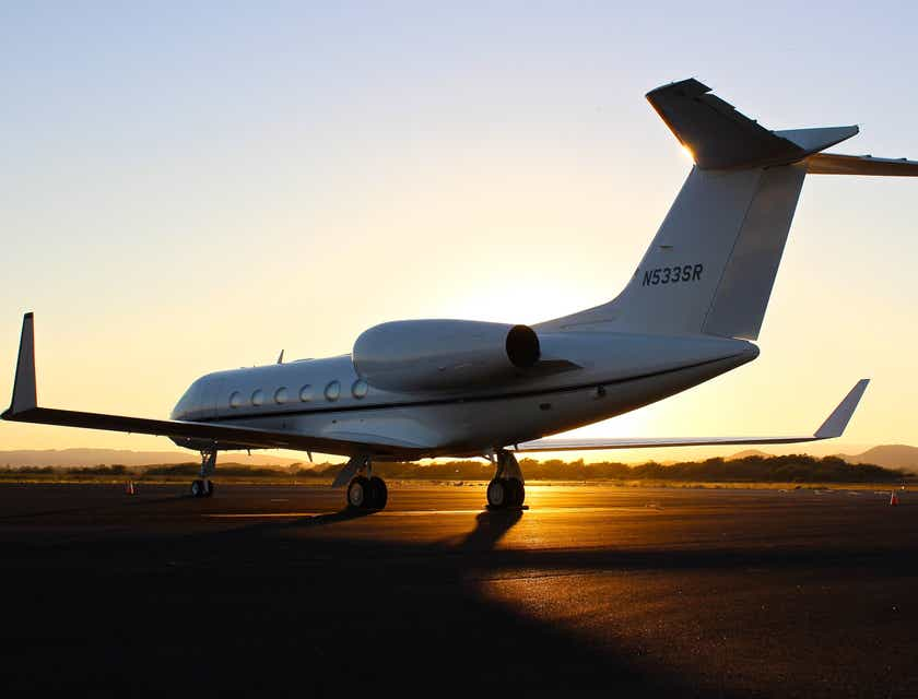 Private Jet Charter Business Names