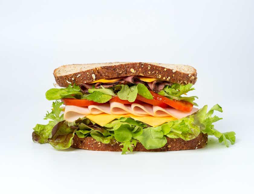 Nombres para negocios de restaurantes de sándwiches