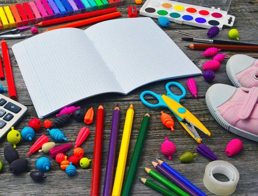 School Supply Business Names