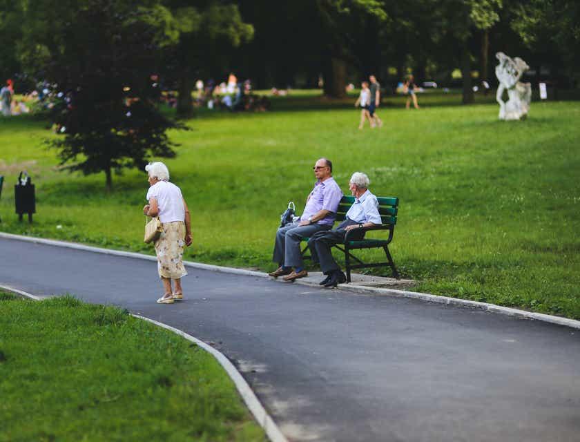 Nomi per Centri Diurni per Anziani