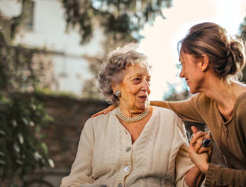 Nomes para agências de cuidadores de idosos