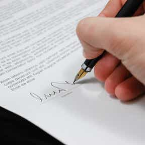 Sign up for liability insurance.