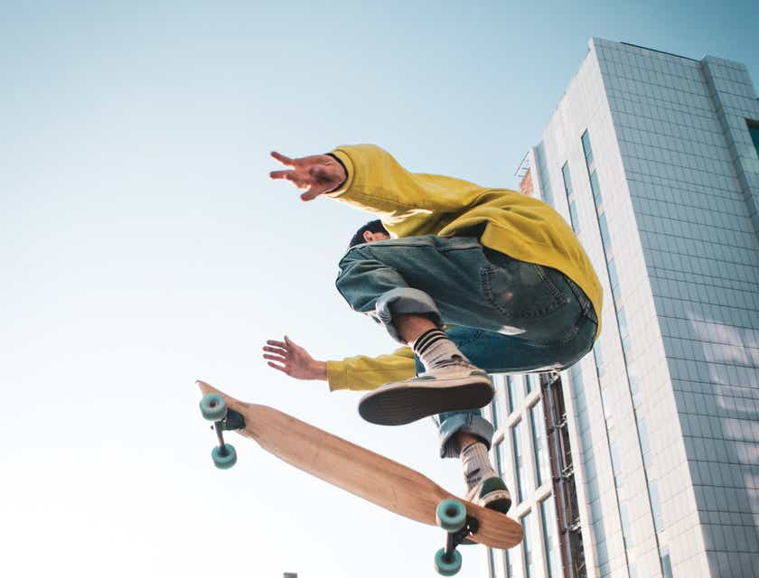 Skate Shop Business Names