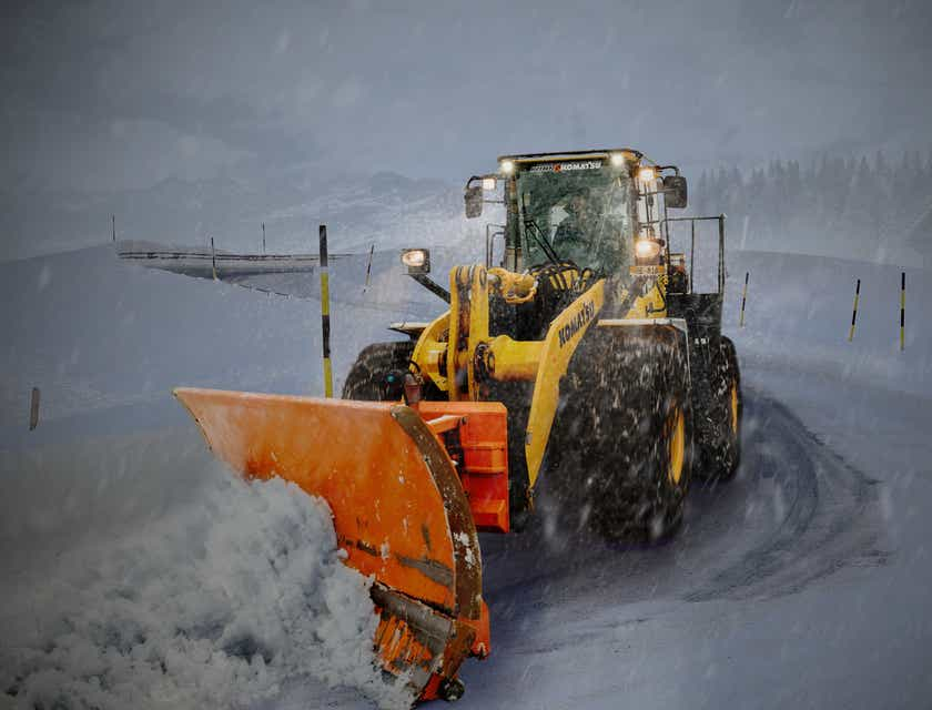 Snow Removal Business Names