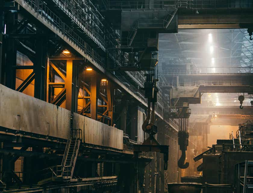 Steel Business Names