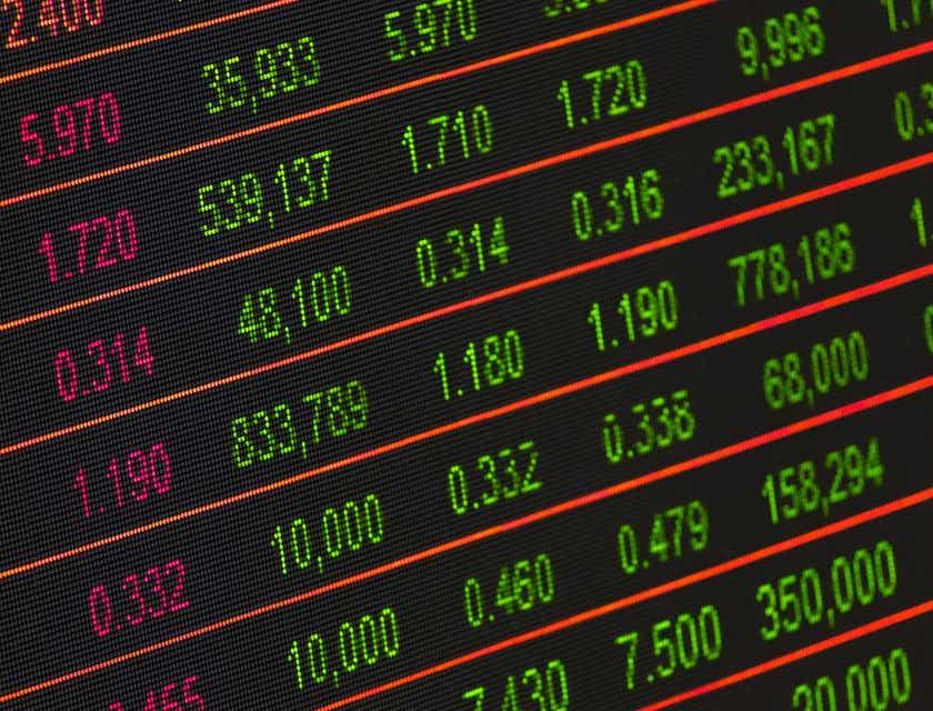 Stock Trading Company Names