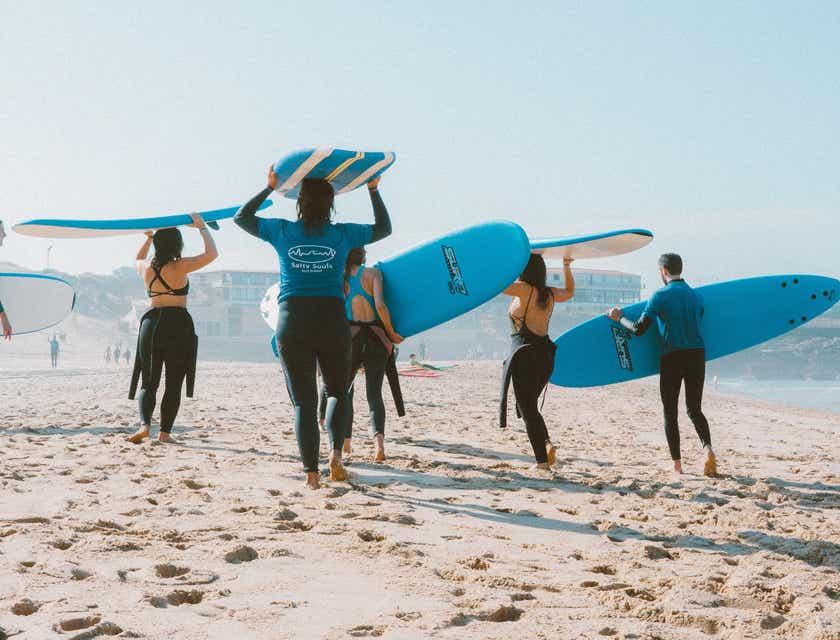 Surf School Business Names