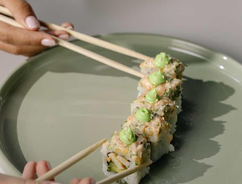 Nomes para restaurantes de sushi
