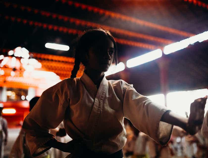 Nombres para escuelas de taekwondo