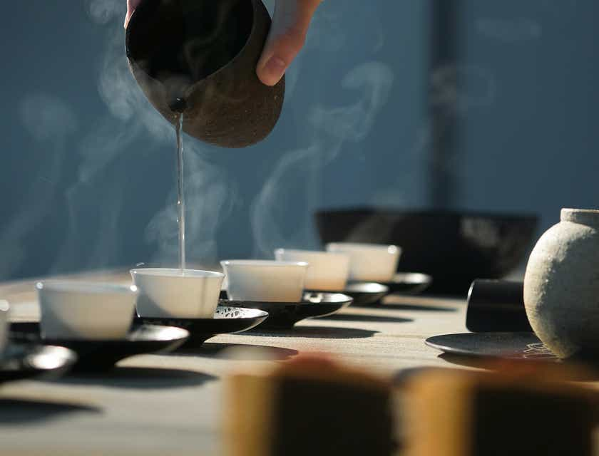 Nombres para negocios de salones de té