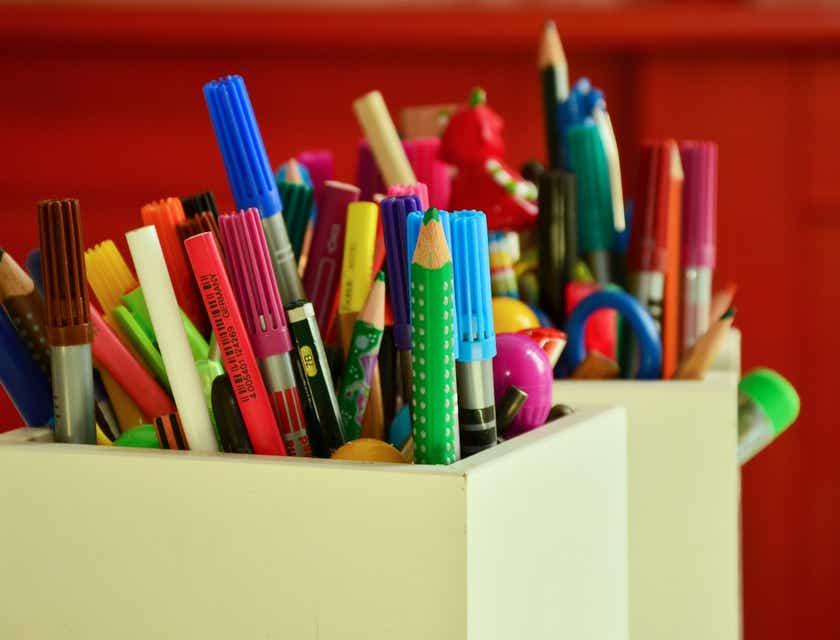 Teacher Supplies Business Names