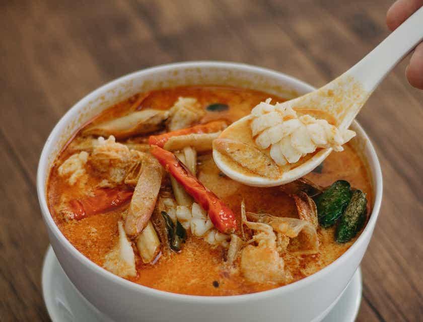 Thai Restaurant Business Names