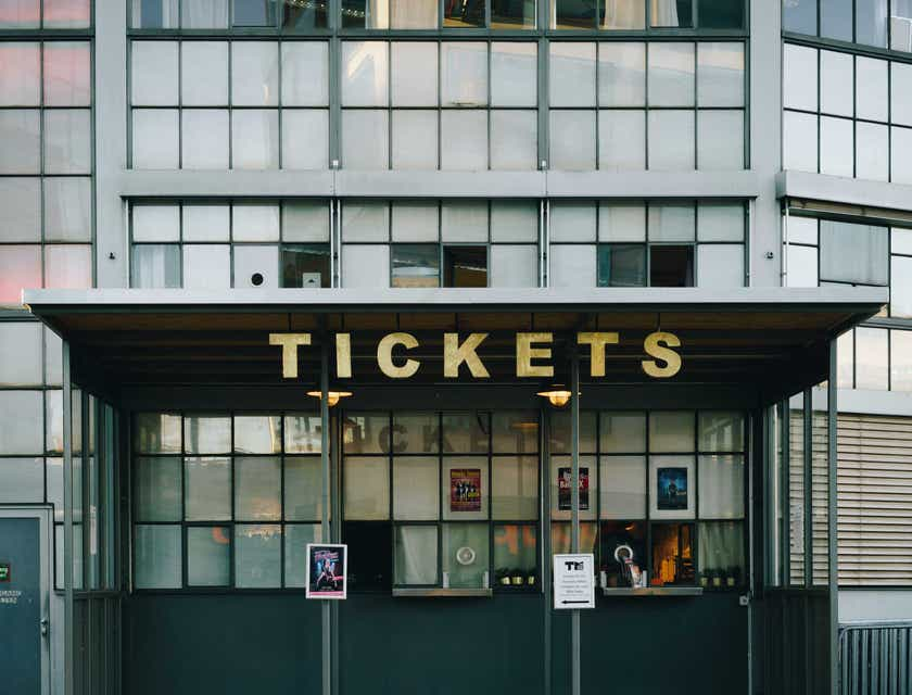 Ticket Sale Business Names