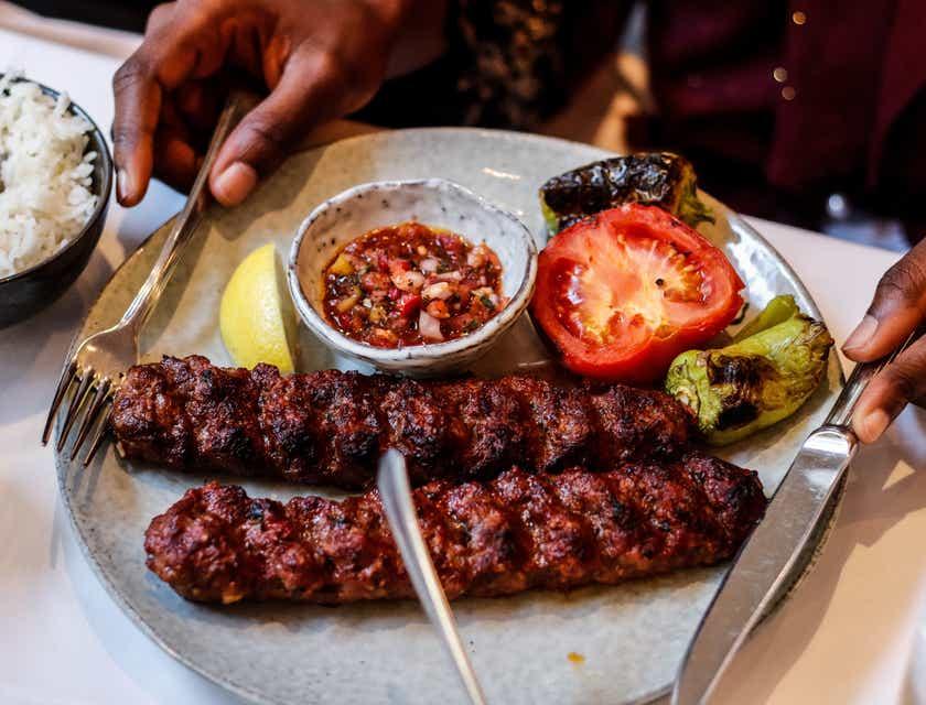 Firmennamen für türkische Restaurants