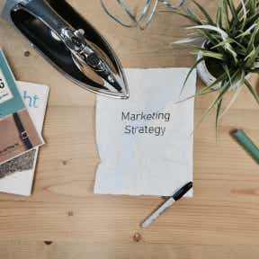 Use traditional marketing.