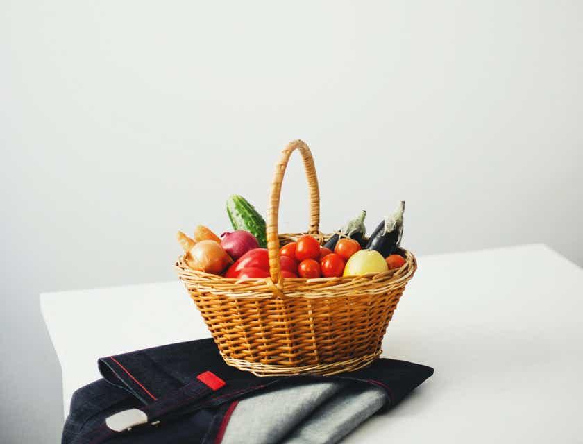 Noms d'entreprise de livraison de fruits et légumes