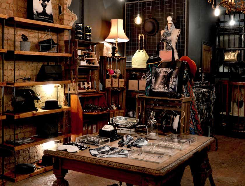 Vintage & Consignment Shop Business Names