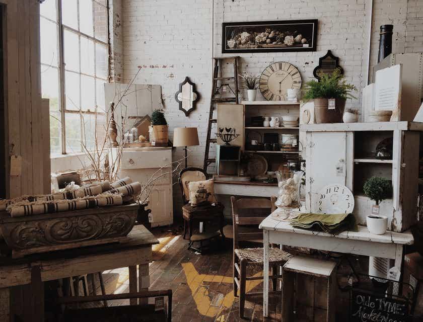 Vintage Furniture Business Names