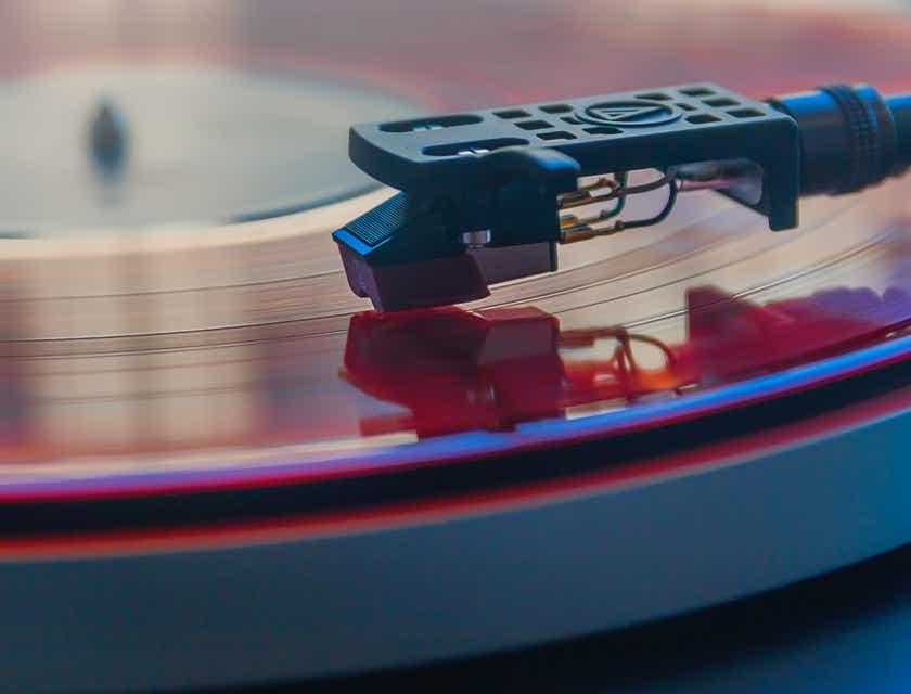 Vinyl Record Business Names