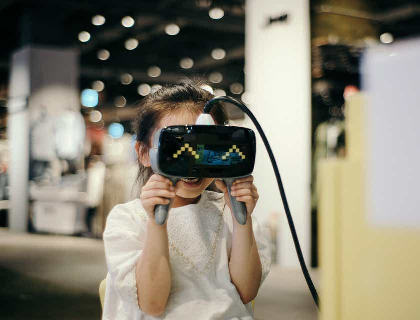Firmennamen für Virtuelle-Realität-Center