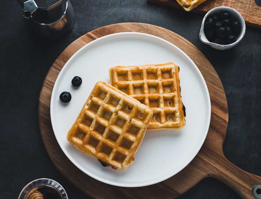 Waffle Restaurant Business Names