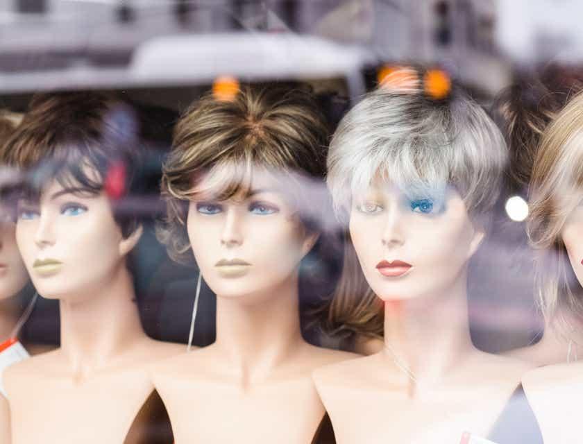 Nomes para lojas de perucas