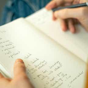 Read through your list again.
