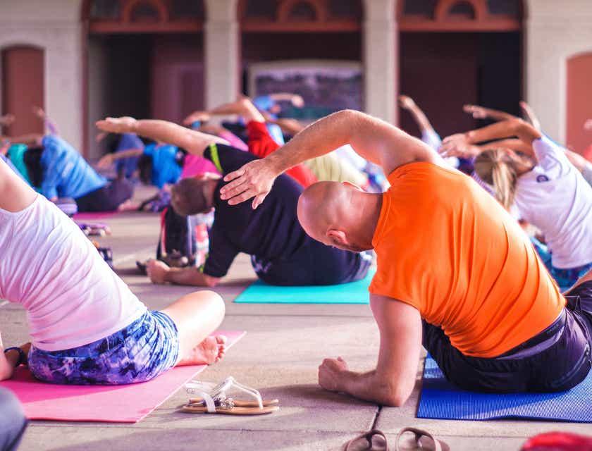 Nombres para negocios de yoga