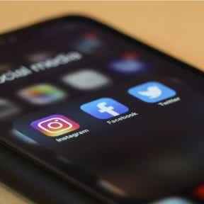 Establish professional social media accounts.